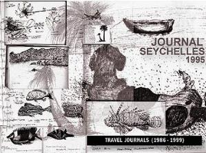 Travel Journals and Sketches
